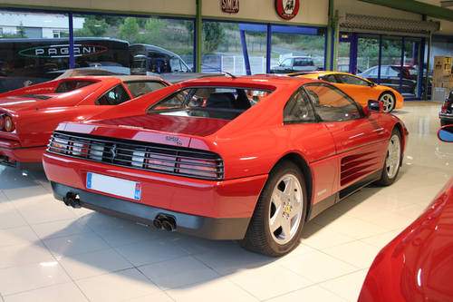 1991 Ferrari 348 TB - LHD -Top Condition - Low mileage SOLD (picture 2 of 6)