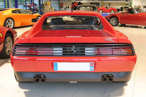 1991 Ferrari 348 TB - LHD -Top Condition - Low mileage SOLD (picture 3 of 6)