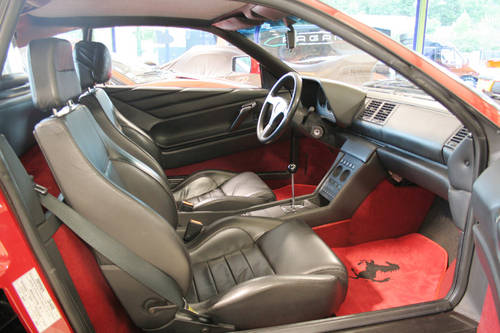 1991 Ferrari 348 TB - LHD -Top Condition - Low mileage SOLD (picture 4 of 6)