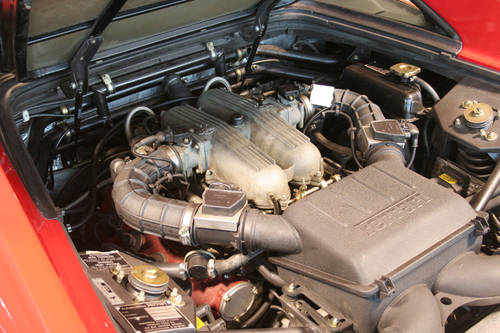 1991 Ferrari 348 TB - LHD -Top Condition - Low mileage SOLD (picture 6 of 6)