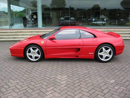 1996 Ferrari F355 Berlinetta € 69.500,-- For Sale (picture 1 of 6)