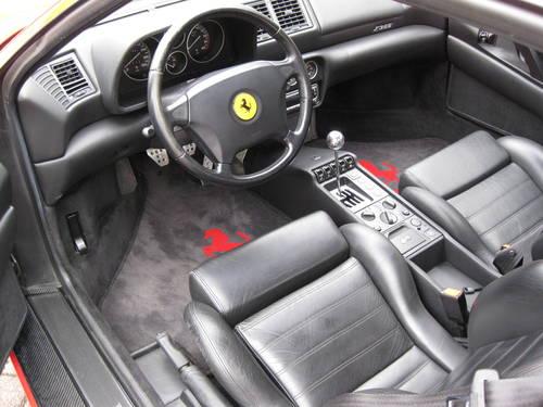 1996 Ferrari F355 Berlinetta € 69.500,-- For Sale (picture 3 of 6)