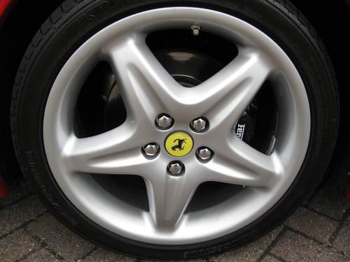 1996 Ferrari F355 Berlinetta € 69.500,-- For Sale (picture 6 of 6)
