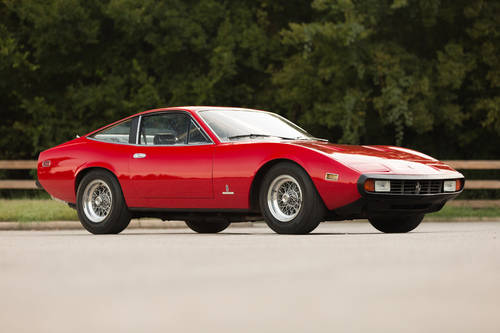 1972 Ferrari 365GTC/4 Coupe For Sale (picture 1 of 5)