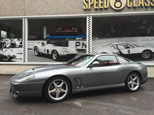 1997 Ferrari 550 Maranello For Sale (picture 1 of 6)