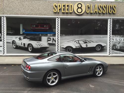 1997 Ferrari 550 Maranello For Sale (picture 2 of 6)