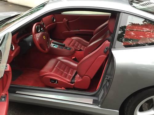 1997 Ferrari 550 Maranello For Sale (picture 3 of 6)