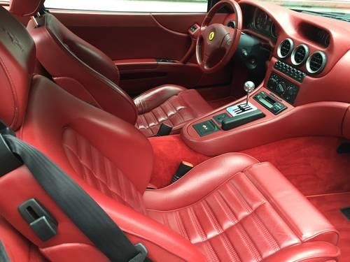 1997 Ferrari 550 Maranello For Sale (picture 4 of 6)