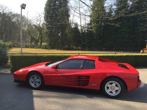 1986 Ferrari Testarossa For Sale (picture 2 of 6)