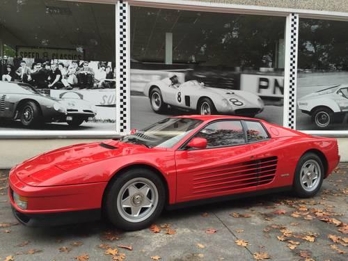 1986 Ferrari Testarossa For Sale (picture 5 of 6)