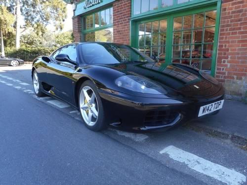 2000 Ferrari 360 Coupe F1 For Sale (picture 2 of 4)