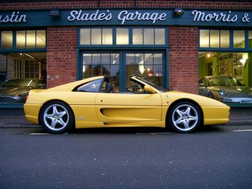 1998 Ferrari 355 GTS Coupe Manual  For Sale (picture 1 of 4)