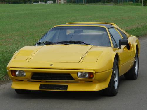 1982 Ferrari 308 GTSi For Sale (picture 1 of 6)