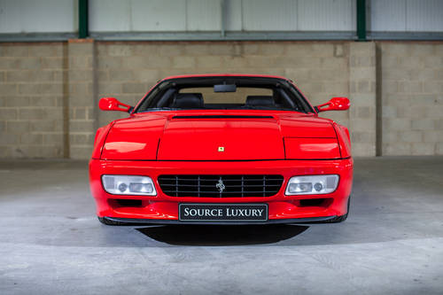 1992 Ferrari 512 TR LHD only 29k KMS For Sale (picture 3 of 6)