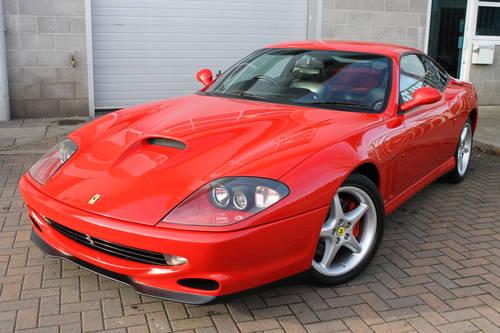 2000 Ferrari 550 Maranello For Sale (picture 1 of 6)