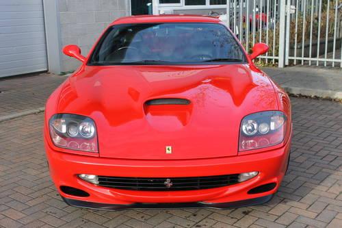 2000 Ferrari 550 Maranello For Sale (picture 2 of 6)