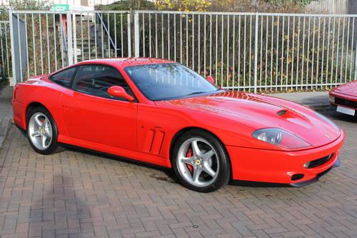 2000 Ferrari 550 Maranello For Sale (picture 4 of 6)