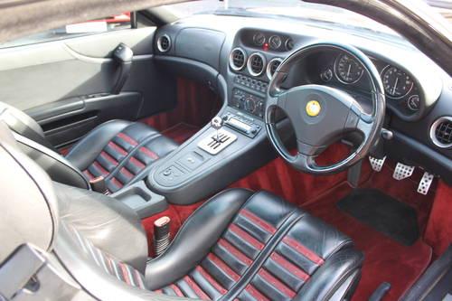 2000 Ferrari 550 Maranello For Sale (picture 5 of 6)