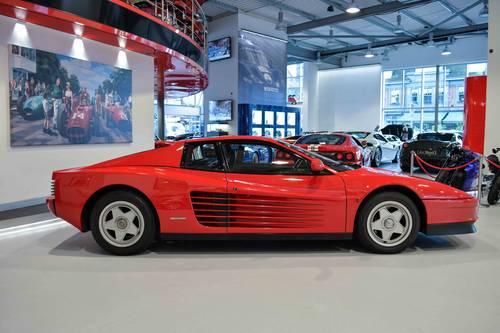 1988 Ferrari Testarossa Monodado For Sale (picture 3 of 6)