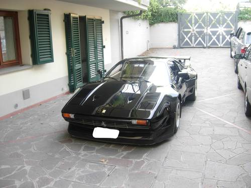 1978 FERRARI 308 GTB VETRORESINA UNICO ESEMPLARE For Sale (picture 1 of 6)