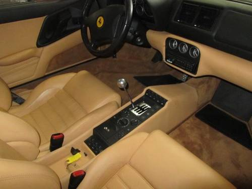 1997 Ferrari F355 Spider 6-Speed For Sale (picture 4 of 6)