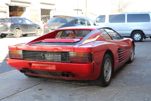 1985 Ferrari Testarossa For Sale (picture 2 of 5)