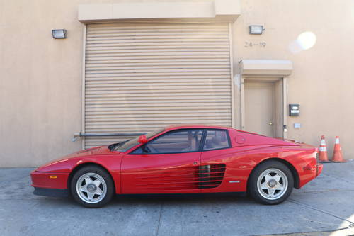 1985 Ferrari Testarossa For Sale (picture 3 of 5)