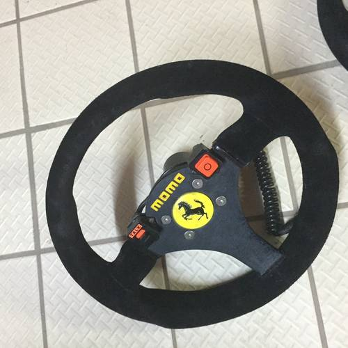 1995 Michael Schumacher used steering wheel For Sale (picture 1 of 3)