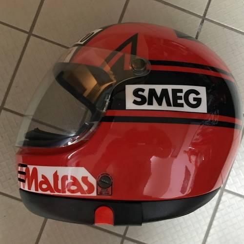 1979 Gilles Villeneuve Bell II helmet For Sale (picture 1 of 6)