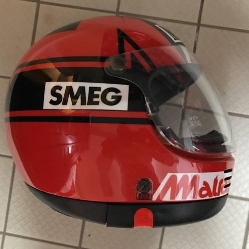 1979 Gilles Villeneuve Bell II helmet For Sale (picture 2 of 6)
