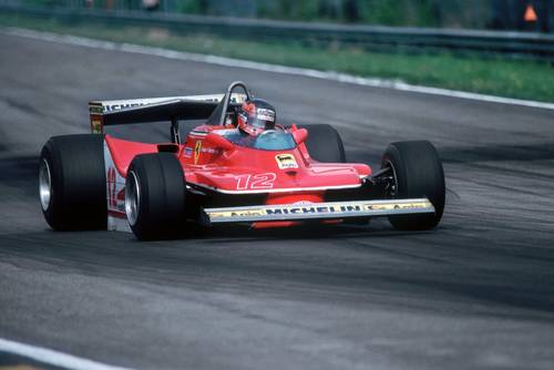 1979 Gilles Villeneuve Bell II helmet For Sale (picture 6 of 6)
