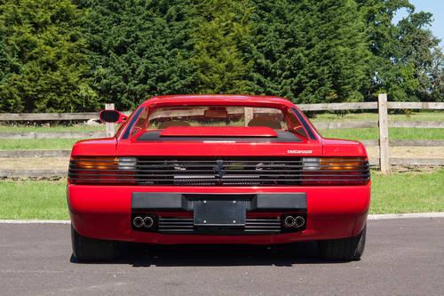 1985 Ferrari Testarossa Monospechio For Sale (picture 2 of 6)