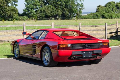 1985 Ferrari Testarossa Monospechio For Sale (picture 4 of 6)