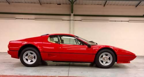 1982 Ferrari 512 BBi Ferrari Classiche Certified For Sale (picture 1 of 6)