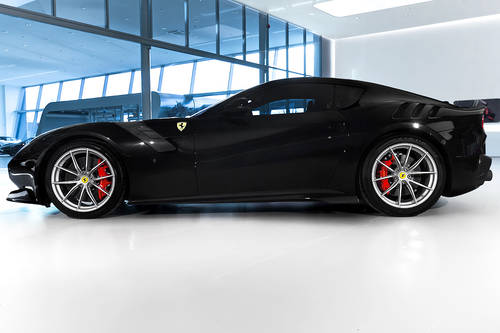 2016 FERRARI F12 TOUR DE FRANCE TdF LHD DELIVERY KMS ONLY For Sale (picture 1 of 6)