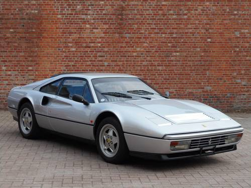 1989 Ferrari 328 GTB ABS 17,000 Miles FSH Immaculate LHD For Sale (picture 1 of 6)