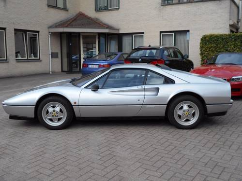 1989 Ferrari 328 GTB ABS 17,000 Miles FSH Immaculate LHD For Sale (picture 2 of 6)