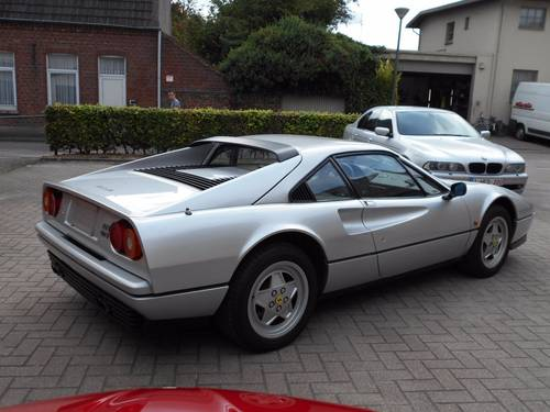 1989 Ferrari 328 GTB ABS 17,000 Miles FSH Immaculate LHD For Sale (picture 3 of 6)