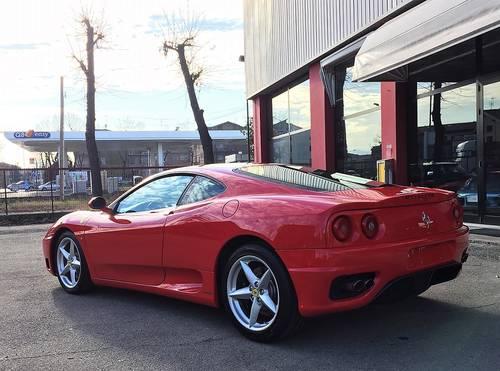 2000 Ferrari 360 Modena For Sale (picture 3 of 6)