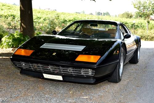 Ferrari 512 BB 1981, ASI certified For Sale (picture 1 of 6)