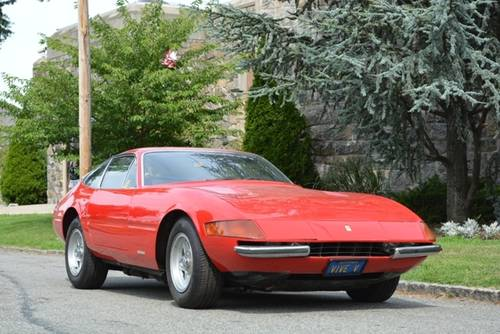 1971 Ferrari 365 GTB/4 Daytona For Sale (picture 1 of 5)