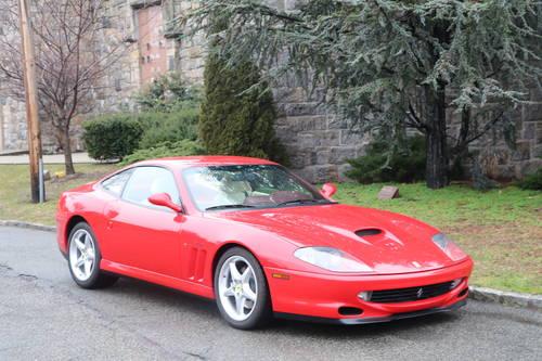 1999 Ferrari 550 Maranallo  For Sale (picture 1 of 5)