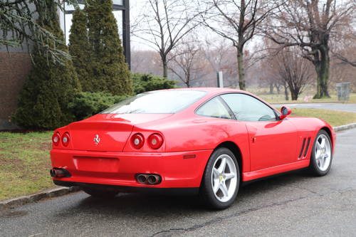 1999 Ferrari 550 Maranallo  For Sale (picture 2 of 5)