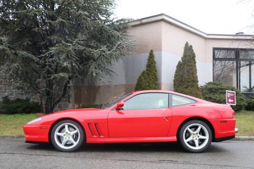 1999 Ferrari 550 Maranallo  For Sale (picture 3 of 5)