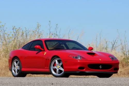 2003 Ferrari 575 Maranello For Sale (picture 1 of 5)