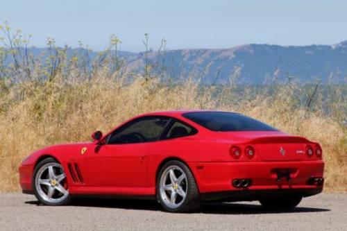 2003 Ferrari 575 Maranello For Sale (picture 2 of 5)