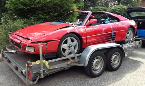 1990 Ferrari 348 Parts for sale For Sale (picture 5 of 6)