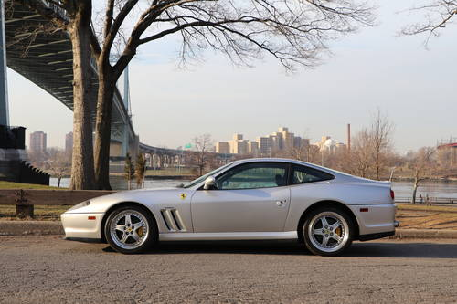 1997 Ferrari 550 Maranello For Sale (picture 1 of 5)