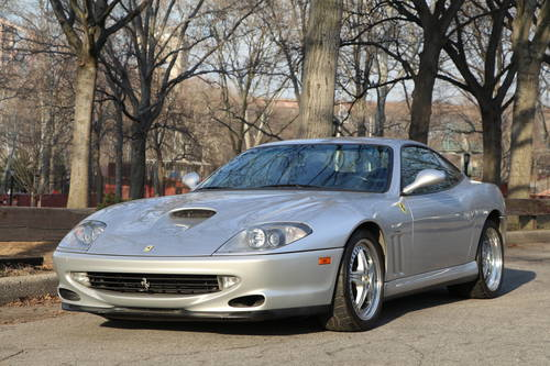 1997 Ferrari 550 Maranello For Sale (picture 2 of 5)