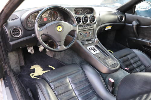 1997 Ferrari 550 Maranello For Sale (picture 4 of 5)